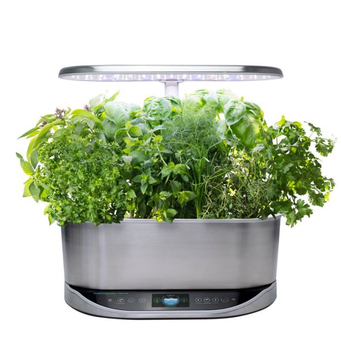 Clean and Sanitize your Aerogarden for Hydroponic growing